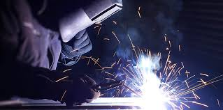 Welding service at Special Metals