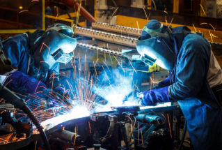 metal welding service at Special Metals