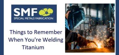 Welding Titanium - Blog banner