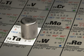 tantalum on periodic table