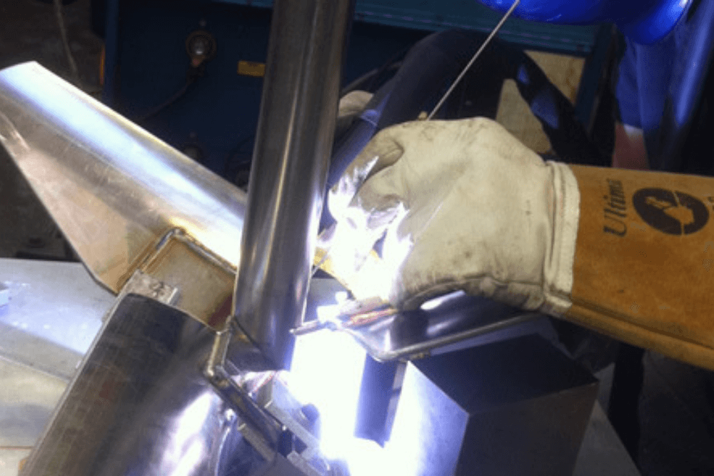 specialist welding services at Special Metals