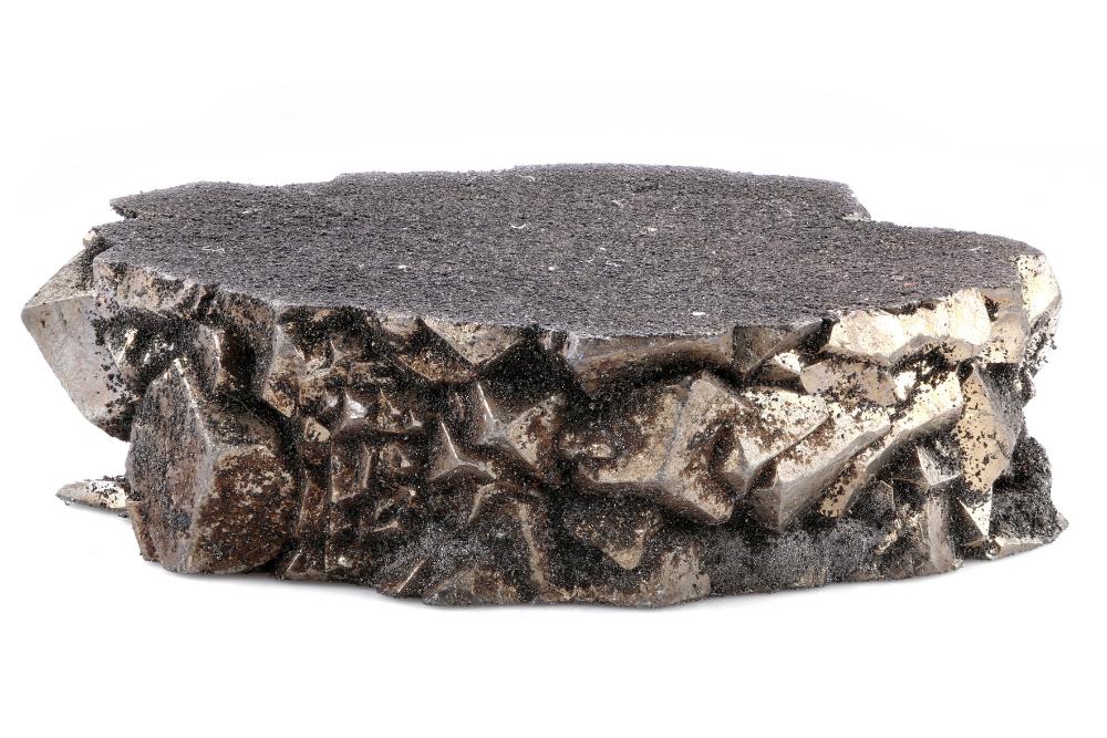 Piece of zirconium metal