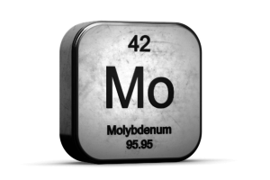 symbol for molybdenum
