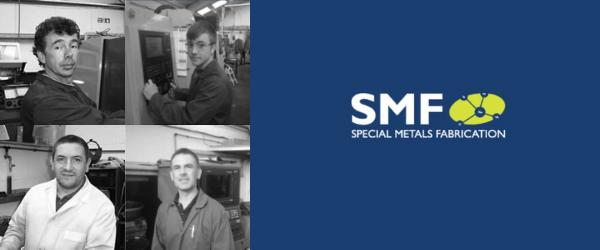 Team of metal fabricators at Special Metals UK